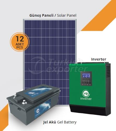 3000w Package System