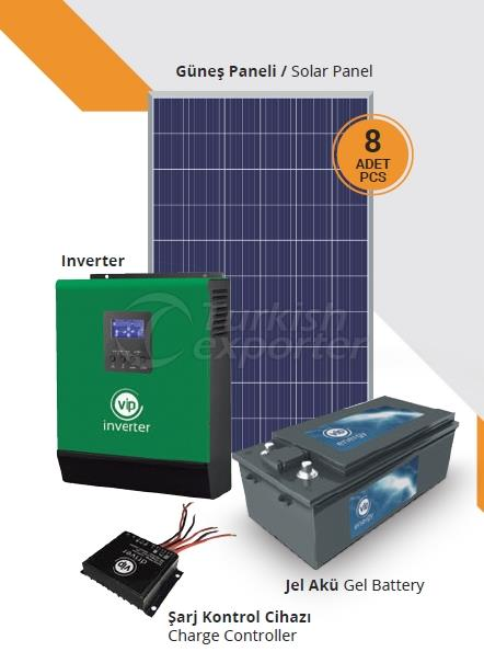2000w Package System