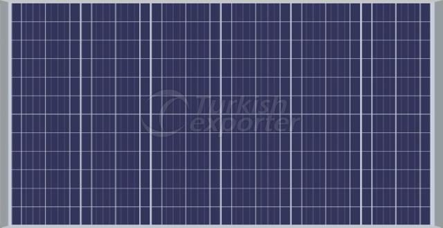 Polycrystalline Solar Panel 72P