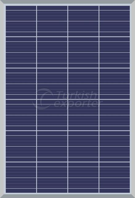 Polycrystalline Solar Panel 24P