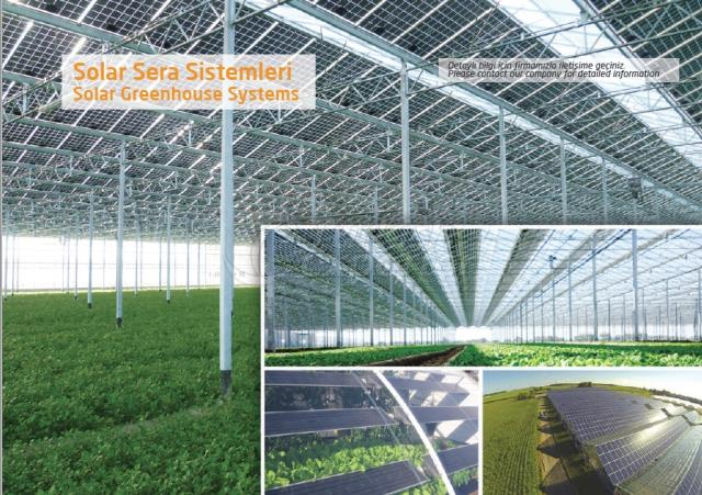 Solar Greenhouse Systems