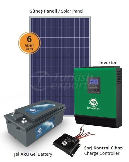 1500w Package System