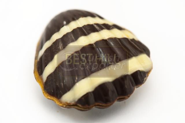LEMON CREAM FILLED BITTER CHOCOLATE SPC 1059