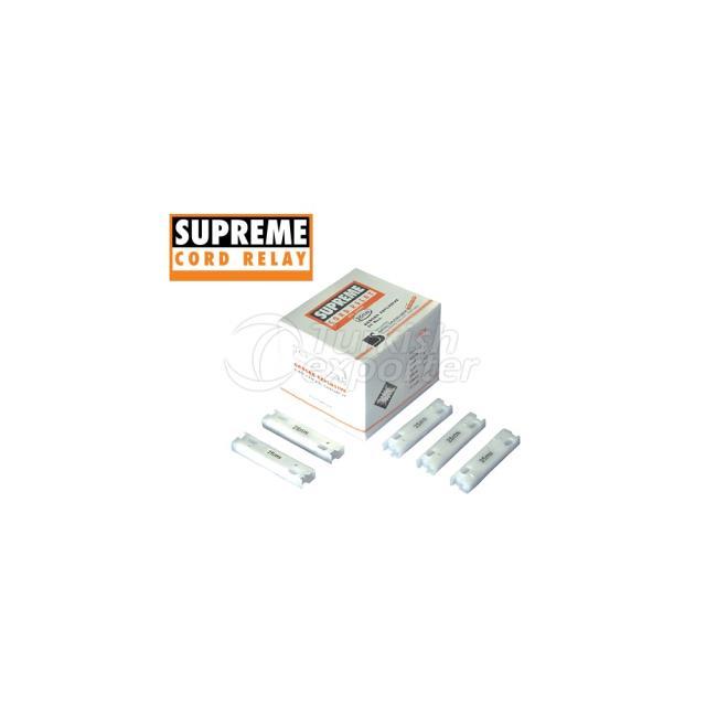 Supreme Cord Relay