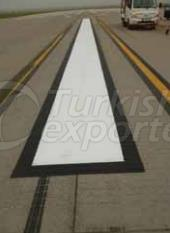 Runway Repaint Striping