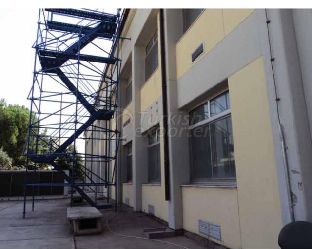 Construct Roof Siding Hangar
