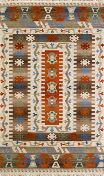 Carpets Saray Uşak USK03-R