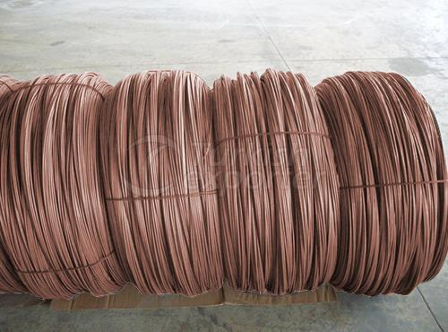 COPPER ENAMELED COIL WIRE