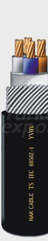 Cables de baja tensión YVOV