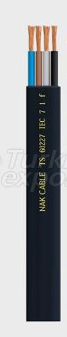 Cables especiales 60227 IEC 7 1 F