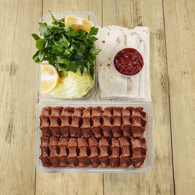 500 كبة لحم ني التركي
