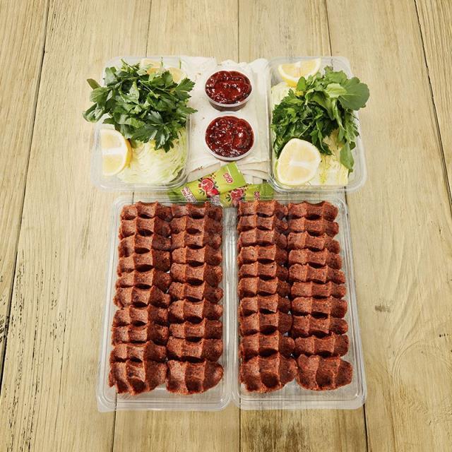 1000 كبة لحم ني التركي
