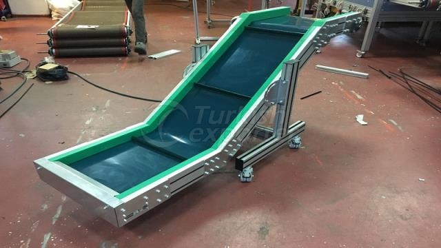 MB60-Z Bucket Conveyor
