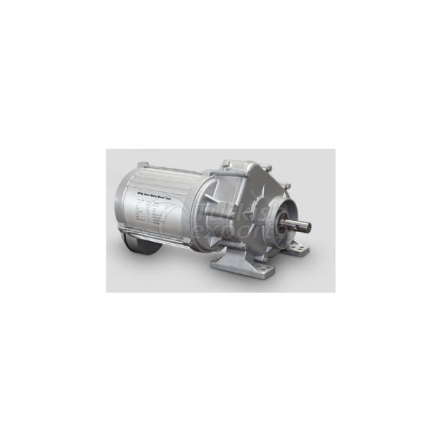 Opal Pivot Drive Engine
