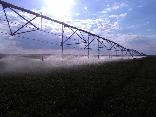 irrigation pivot