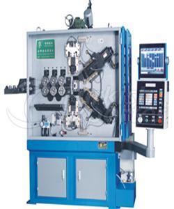 CNC Compression Spring Coiler