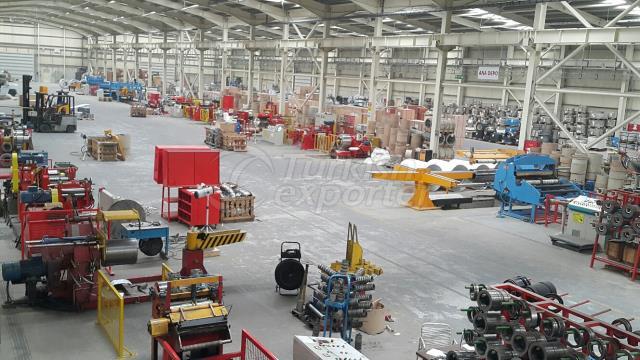 KROMTEL - завод по разрезанию полос