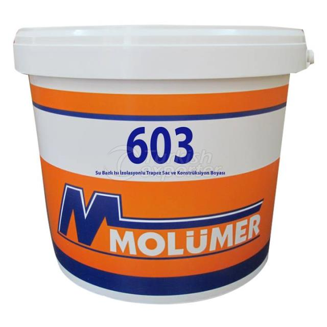 603 WaterBased Heat Insulated Paint