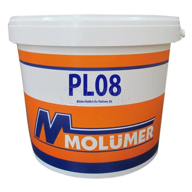 PL08 Bitumen Based Waterproofing