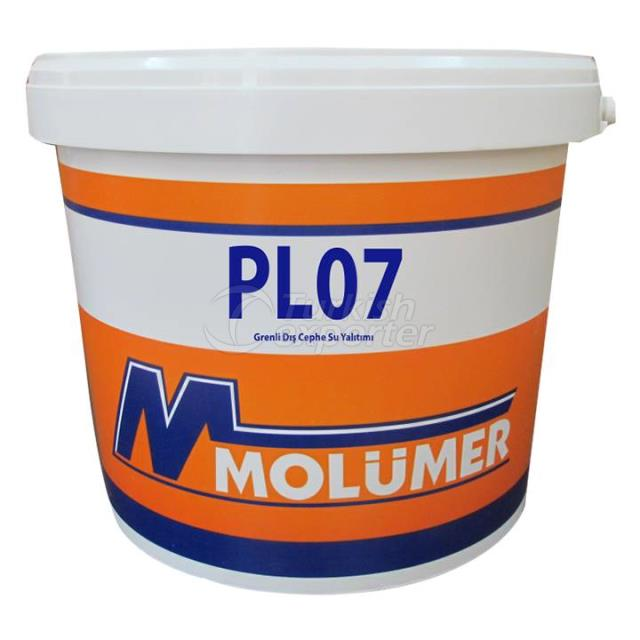 PL07 Ext. Waterproofing - Granules