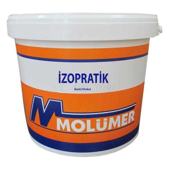 IZOPRATIK Colored Film Coat