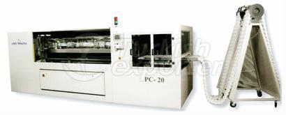PC-20 TAM OTOMATİK PAKET YAY DİZGİ MAKİNESİ