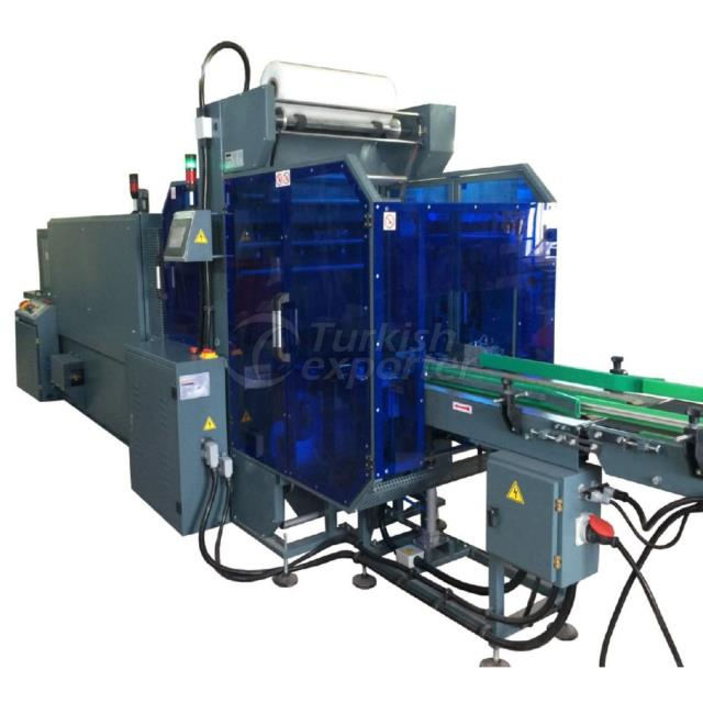 Automatic Frontal Feeding Sleeve Wrapper PE4070 2x