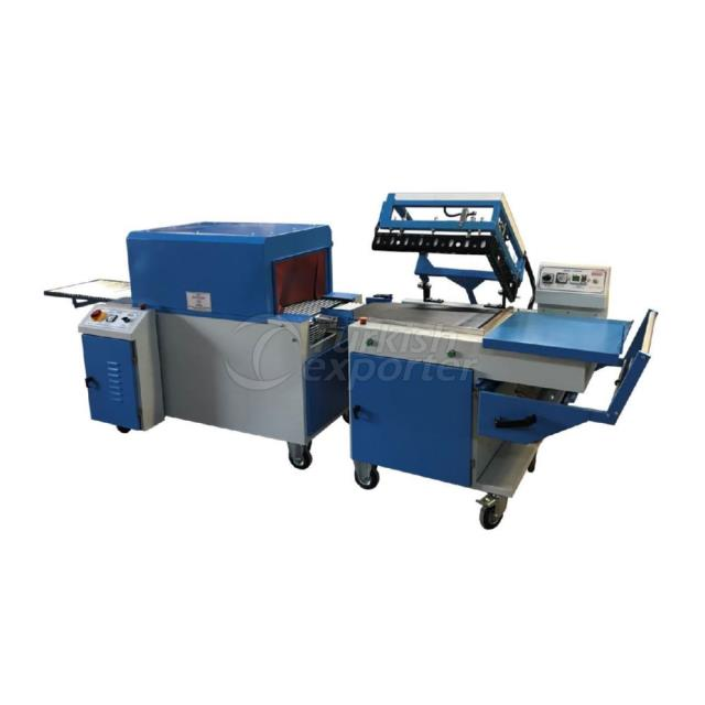Semi-Auto Sealing Bar Series SS400
