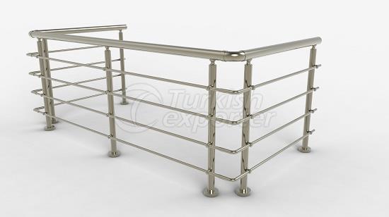 Aluminium Round System