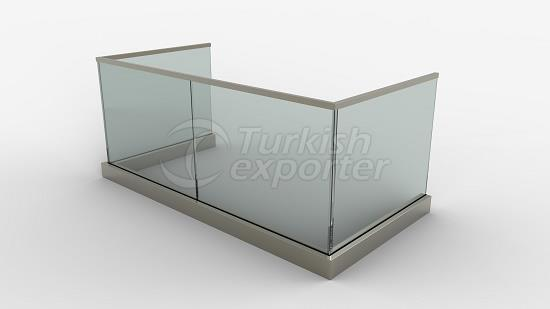 Aluminium Glass System