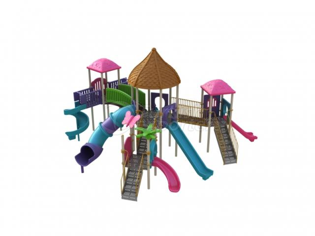 Metal Kids Playground BAB-P-14024