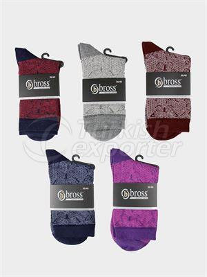Women's Socks - 15962 (W104)