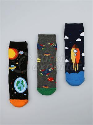 Kids' Socket Socks - 15062 (K06)