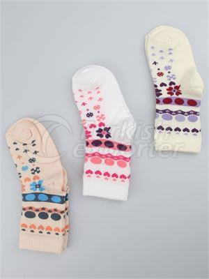 Kids' Socket Socks - 16204 (K01)