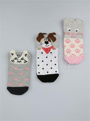 Kids' Socket Socks - 15694 (K02)