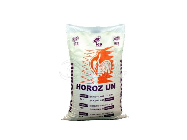 Type 1 550 Horoz Hard Wheat Flour