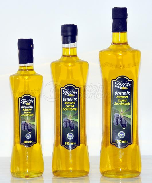 Organic Extra Virgin Olive Oil (500