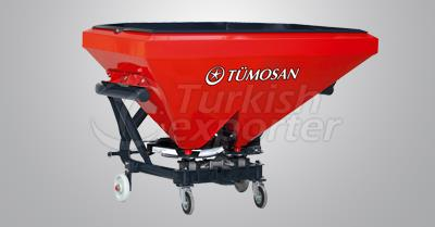 Fertilizer Spreader Machine