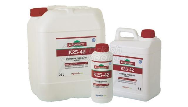 Potassium Thiosulfatek 25-42