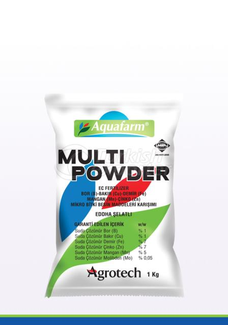 Multi-powder 1L