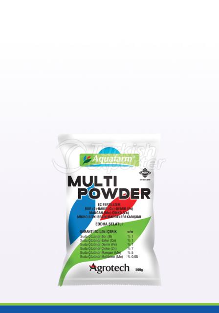 Multi-powder 500ML