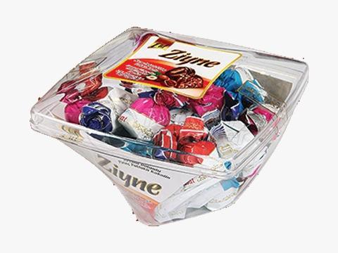 Elif Ziyne Tropic P.V.C Gift Box