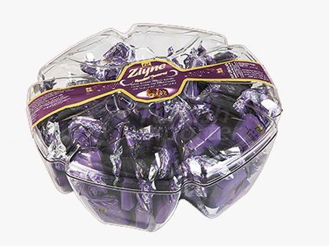 Elif Zİyne Violet P.V.C Gift Box