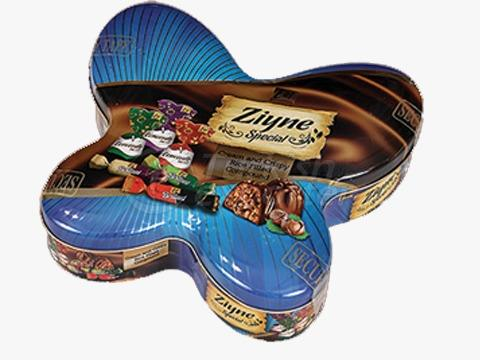 Elif Ziyne Butterfly Tin Box