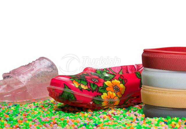 Pvc Granule For Footwear Industry