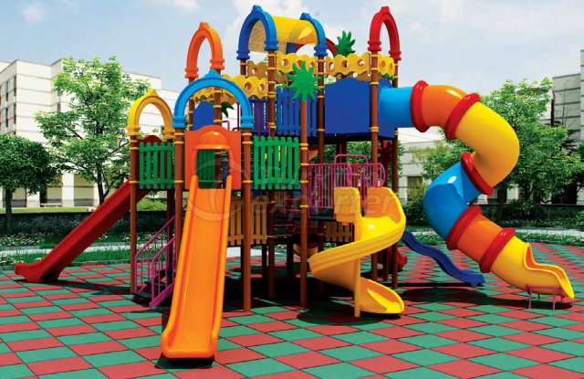 Tower Series Playgroup (KULE-5)