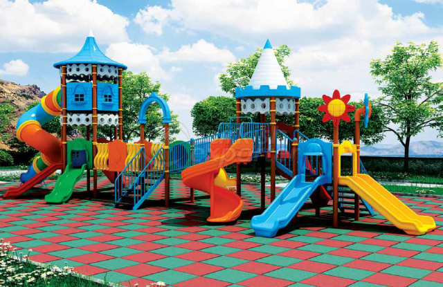 Castle Series Playgroup (KL-7)