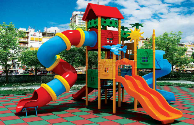 Tower Series Playgroup (KULE-4)