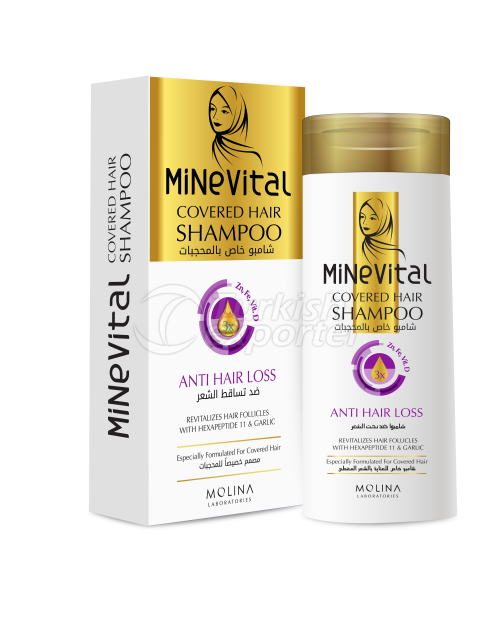 MineVital Covered Hair Shampoo