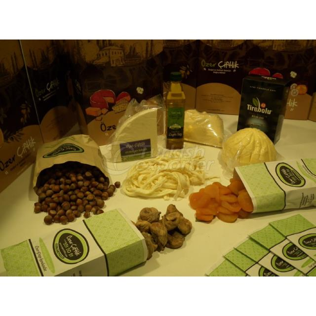 Private Mixed Farm Product Packages